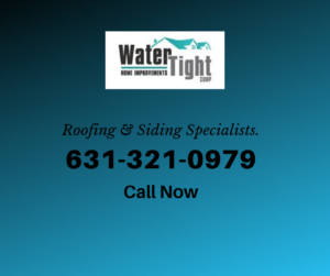 Water Tight Roofing Specialists Call Now. 631-321-0979